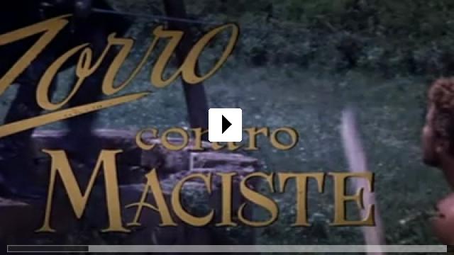 Zum Video: Zorro gegen Maciste - Kampf der Unbesiegbaren