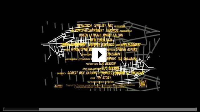 Zum Video: New York Taxi